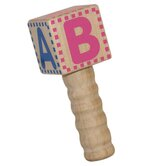 Block Baby Rattle