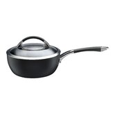 22 cm Hard Anodized Covered Chef's Pan