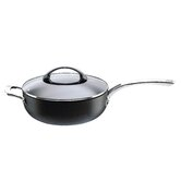Professional Hard Anodized 26 cm Non-Stick Chef's Pan