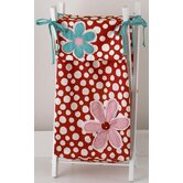 Lizzie Hamper With Frame