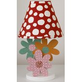 Lizzie Decorator Lamp and Shade