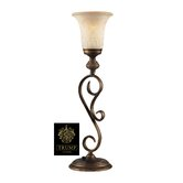 Briarcliff One Light Table Lamp in Weathered Umber
