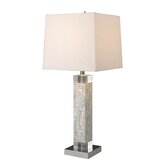 Luzerne Table Lamp in Mother Of Pearl
