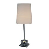 Sayre Table Lamp in Chrome