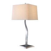 Yeadon Table Lamp in Chrome