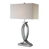 Trendsitions Gransha Table Lamp in Chrome