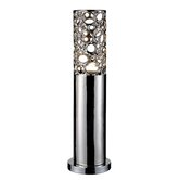 Trendsitions Roeder Table Lamp in Alisa Silver