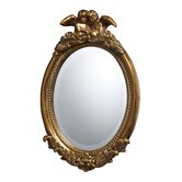 Bronville Mirror in Antique Gold Leaf