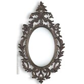 Berkeley Mirror in Fawnfield Distressed Bronze