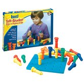 Tall - Stacker Pegs and Pegboard Set