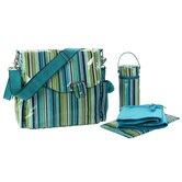 Ozz Coated Diaper Bag