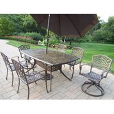 Oxford Mississippi 9 Piece Dining Set