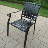 Web Dining Arm Chair