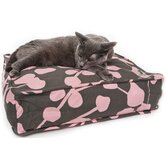 La Vie En Rose Square Cat Duvet
