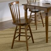 Creations II Casual Dining Copenhagen Barstool in Tobacco