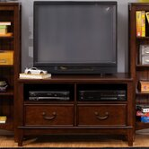 Chelsea Square Youth Bedroom Media Chest in Burnished Tobacco