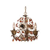 Ophelia 3 Light Chandelier