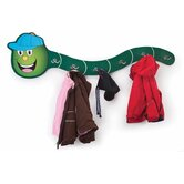 Hat-A-Pillar Coat Rack