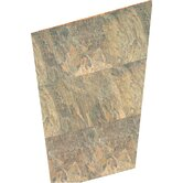 Quadra Natural Stone 8mm Indian Autumn Slate