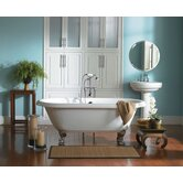 Era Freestanding Double-Ended Tub with Ball & Claw Feet