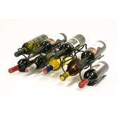 Xiafeng 9 Bottle Tabletop Wine Rack