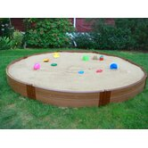 12&quot; H Circular Sandbox