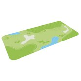 City Round Corner Play Mat