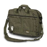 "Military Tech 15.4"" Laptop Briefcase"