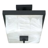 Cubica Semi Flush Mount