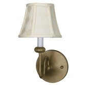 Vanguard  Wall Sconce in Flemish Gold