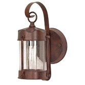 Piper Wall Lantern in Old Bronze