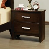 Elaine 2 Drawer Nightstand