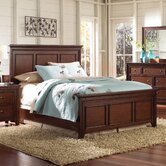 Heritage Oak Panel Bedroom Collection