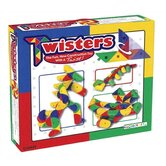 Twisters 91 Piece Building Set