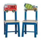 Moving All Around Chair (Set of 2)