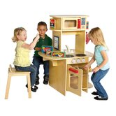 Dramatic Play Café Play Kitchen