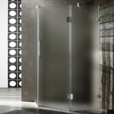 Neo-Angle Door Frameless Shower Enclosure with Handle Bar