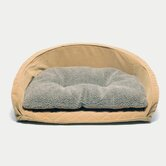 Ortho Kuddle Kup Dog Bed in Caramel