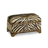 Zebra Ceramic Box