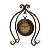 Hanging Clock with Stand