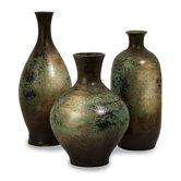 Mazatlan Vases (Set of 3)