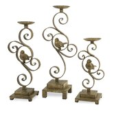 Bristow Candlesticks (Set of 3)
