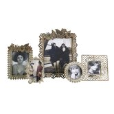 Trina Vintage Picture Frame (Set of 5)