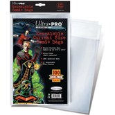 6.8&quot; x 10.75&quot; Resealable Current Comic Bags