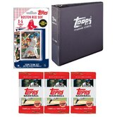 MLB 2009 Trading Card Set - Boston Red Sox