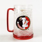 NCAA 36 oz.. Crystal Freezer Monster Mug