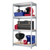 1000 Series 60&quot; H Four Shelf Shelving Unit