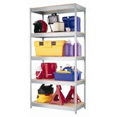 1000 Series 72&quot; H Five Shelf Shelving Unit