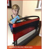 Children's Safety Bed Rail and Padded Pouch