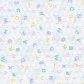 Rest ABC Toddler Cot Sheet
